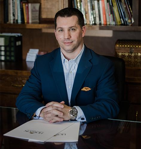 Joe M. Perkins, MBA, CLTC