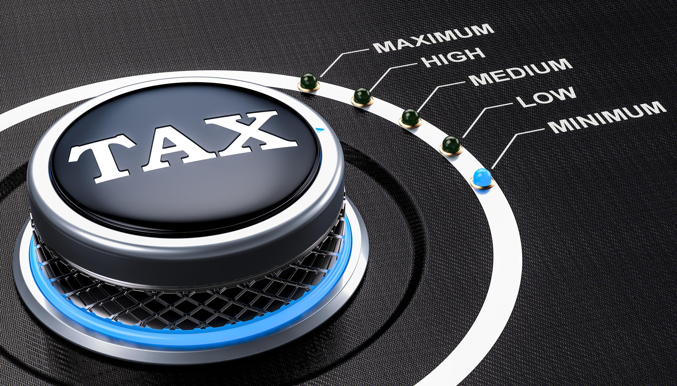 tax minimization strategies